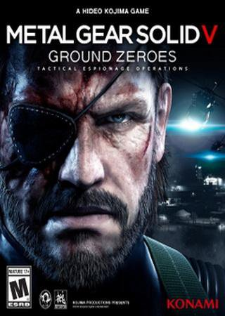 Скачать Metal Gear Solid V: Ground Zeroes торрент