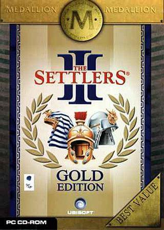Скачать The Settlers 3: Gold Edition v.1.60 торрент