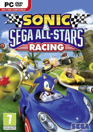 Sonic and Sega All-Stars Racing Скачать Торрент