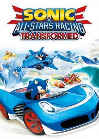 Sonic and All-Stars Racing Transformed Скачать Торрент