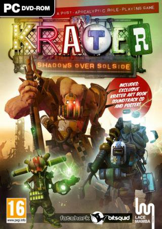 Krater. Shadows over Solside - Collector's Edition Скачать Торрент