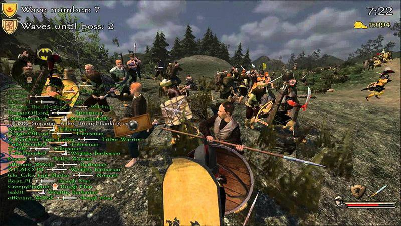 How to become king in mount and blade warband brytenwalda