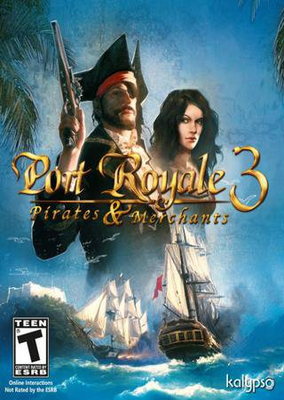 Port Royale 3: Pirates & Merchants v.1.3.2 ������� �������