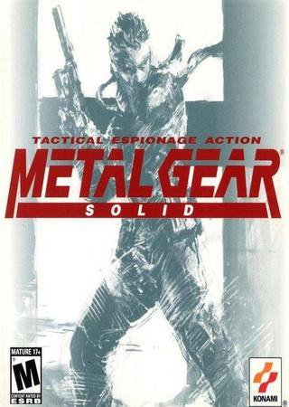 Скачать Metal Gear Solid торрент