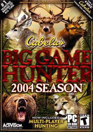 Cabela's Big Game Hunter: 2004 Season Скачать Торрент