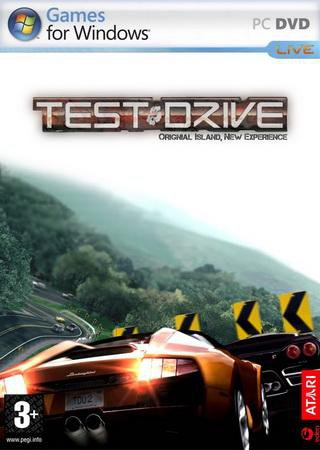Test Drive Unlimited - Mega Pack Скачать Торрент