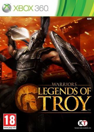Скачать Warriors: Legends of Troy торрент