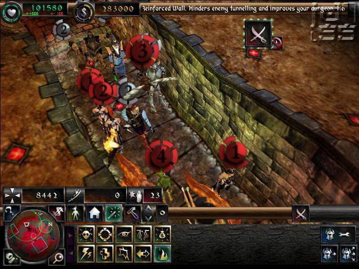 Иг�а dungeon keeper 2 1999 Ска�а�� То��ен� Бе�пла�но на