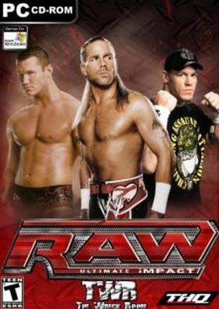 Скачать WWE RAW Ultimate Impact 2009 торрент