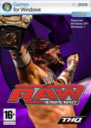 Скачать WWE Raw Ultimate Impact 2010 торрент