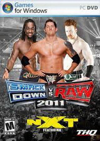 Скачать WWE Raw Ultimate Impact 2011 торрент