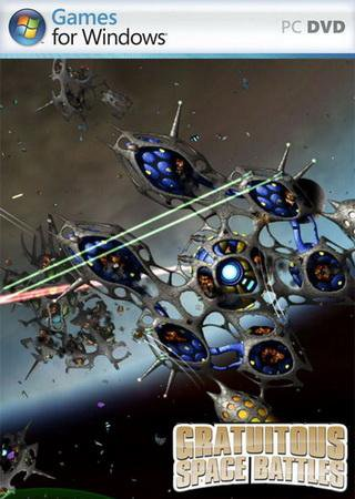 Скачать Gratuitous Space Battles торрент