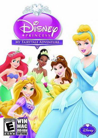 Disney Princess: My Fairytale Adventure Скачать Бесплатно