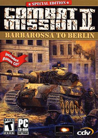 Combat Mission: Barbarossa to Berlin Скачать Торрент