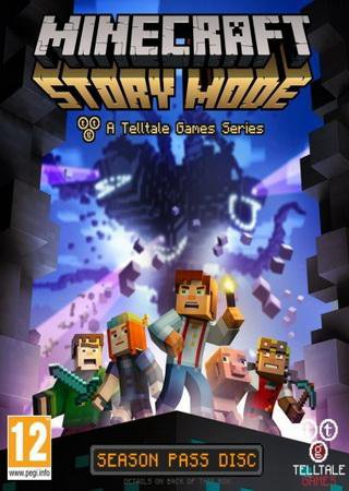 Minecraft: Story Mode - A Telltale Games Series. Episode 1-4 Скачать Бесплатно