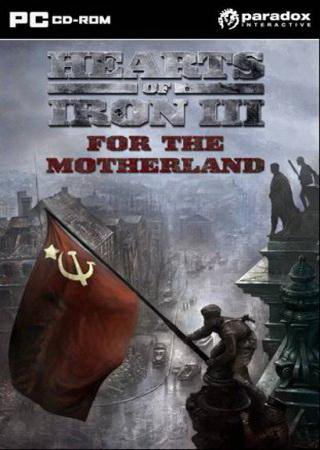 Hearts of Iron 3 - For The Motherland Скачать Торрент