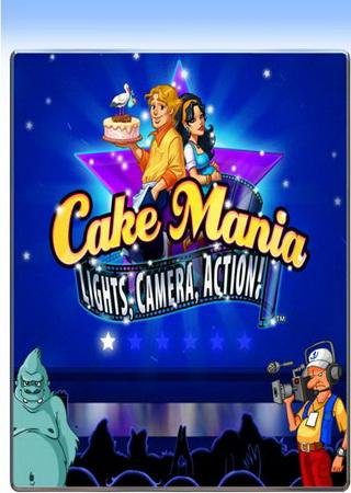 Cake Mania: Lights, Camera, Action! Скачать Торрент