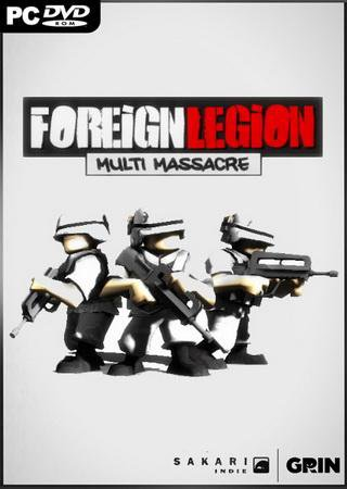 Foreign Legion: Multi Massacre Скачать Торрент