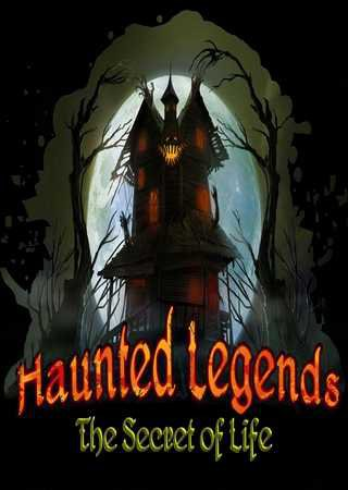 Haunted Legends 7: The Secret of Life Скачать Бесплатно