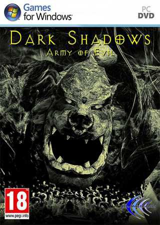 Dark Shadows: Army of Evil ������� �������