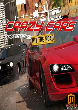 Скачать Crazy Cars: Hit the Road торрент