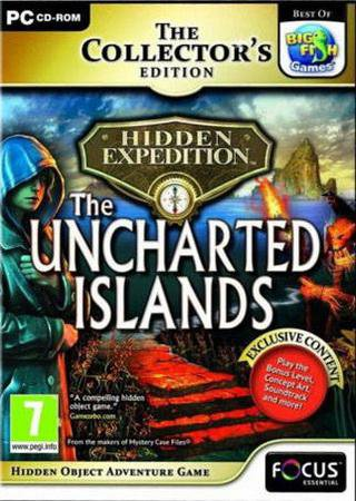 Hidden Expedition 5: The Uncharted Islands Скачать Торрент