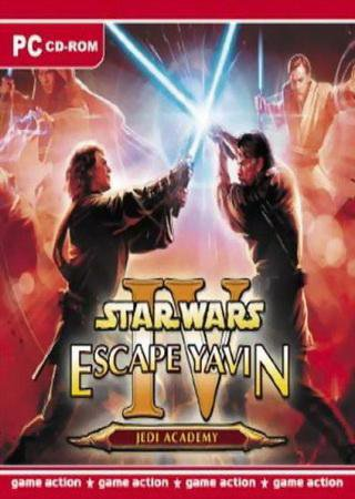 Star Wars Jedi Knight: Jedi Academy - Escape Yavin 4 Скачать Торрент