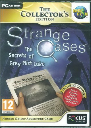 Strange Cases 3: The Secrets of Grey Mist Lake Скачать Торрент