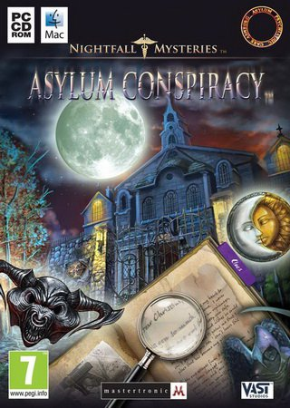 Nightfall Mysteries: Asylum Conspiracy Скачать Торрент