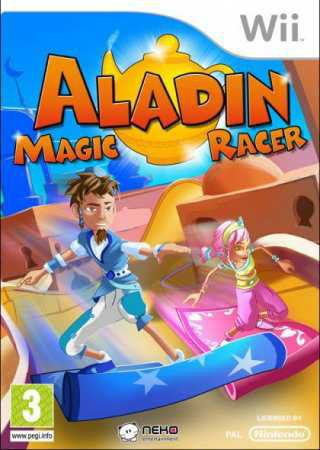 Скачать Aladdin Magic Racer торрент