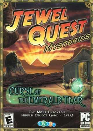Jewel Quest Mysteries: Curse of the Emerald Tear ������� �������
