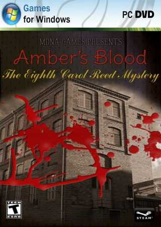 Ambers Blood: A Carol Reed Mystery ������� �������