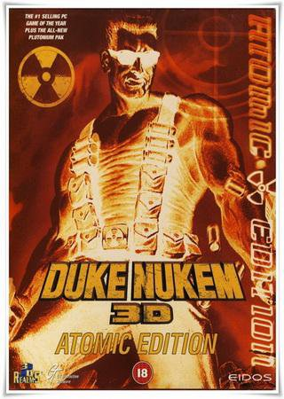 Скачать Duke Nukem 3D: Atomic Edition торрент