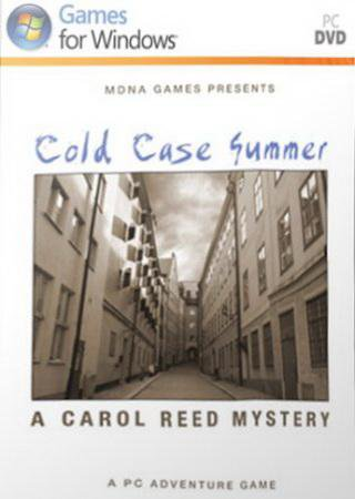 Cold Case Summer The Ninth Carol Reed Mystery Скачать Торрент
