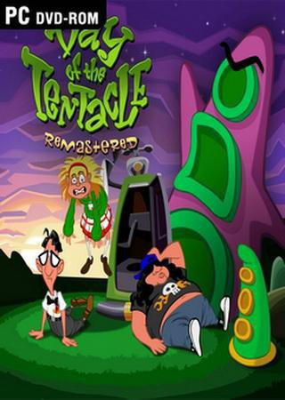 Day of the Tentacle Remastered Скачать Бесплатно