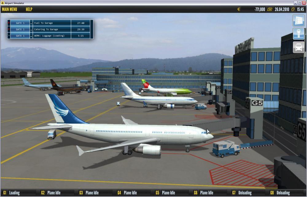 Симулятор диспетчера аэропорта скачать торрент