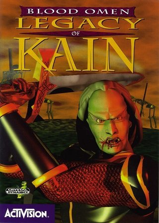 Скачать Blood Omen: Legacy of Kain торрент