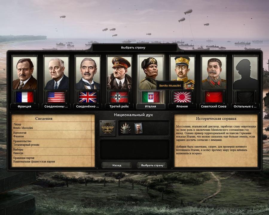 игры на пк стратегии 1945
