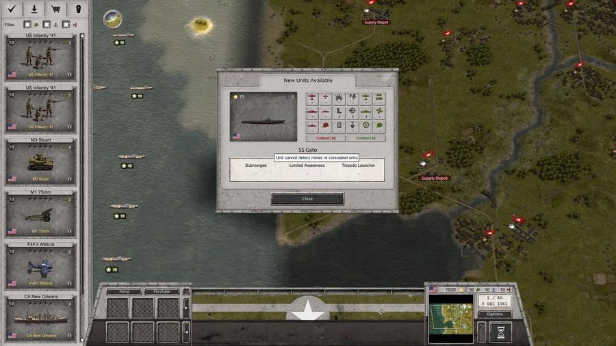 игры стратегии война 1945