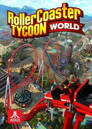 Скачать RollerCoaster Tycoon World торрент