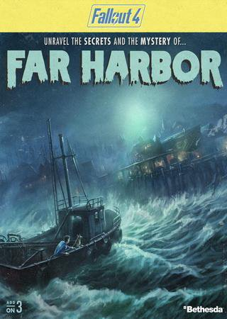 Скачать Fallout 4: Far Harbor торрент