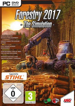 Forestry 2017 - The Simulation ������� ���������