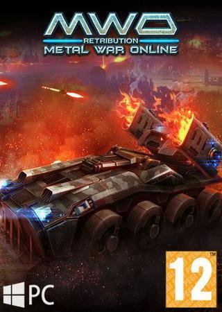 Скачать Metal War Online: Retribution торрент