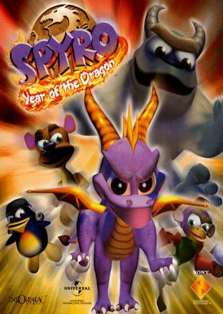 Spyro 3 - Year of the Dragon ������� �������