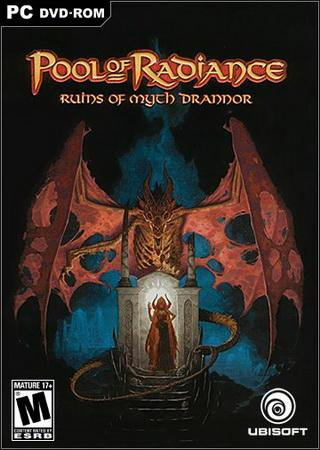 Pool of Radiance: Ruins of Myth Drannor Скачать Торрент
