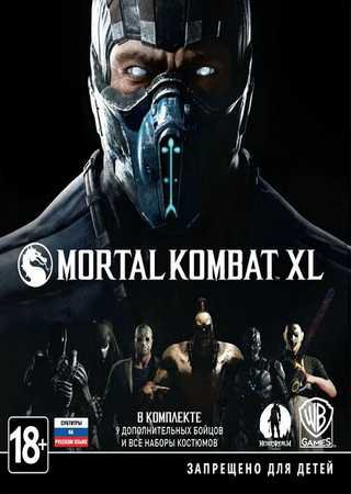 Скачать Mortal Kombat XL: Premium Edition торрент