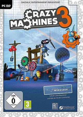 Скачать Crazy Machines 3 торрент