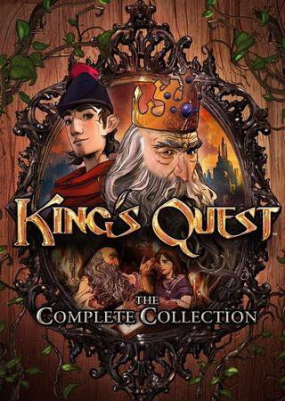 King's Quest: The Complete Collection Скачать Торрент