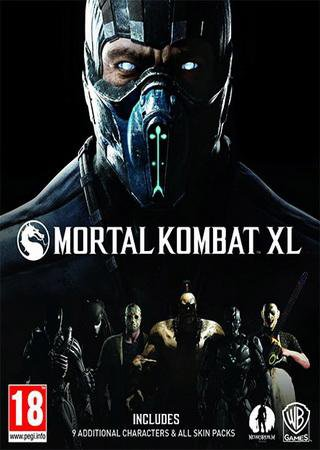 Скачать Mortal Kombat XL торрент