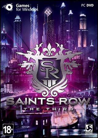 Скачать Saints Row: Антология торрент